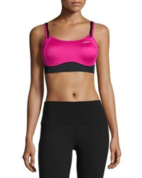 Brooks Fiona Stabilization Sports Bra Black