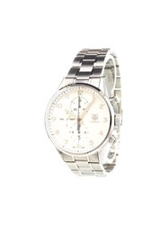 Tag Heuer 'Carrera Calibre 1887' Analog Watch Stainless Steel