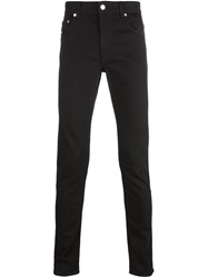 Love Moschino Slim Fit Jeans Black