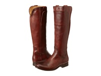 Frye Melissa Tall Riding Redwood Soft Vintage Leather Cowboy Boots Tan