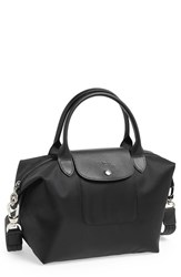 Longchamp 'Le Pliage Neo Small' Tote Black