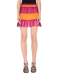 Galliano Skirts Mini Skirts Women