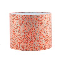 Clarissa Hulse Garland Lampshade Pebble Tiger Lily Medium