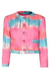 James Lakeland Multicolour Tie Dye Jacket Multi Coloured