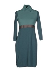 Bramante Dresses Short Dresses Women Green