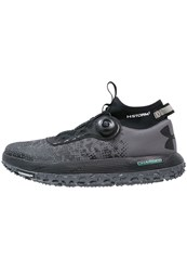 Under Armour Fat Tire 2 Trail Running Shoes Rhino Gray Black Grey