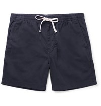 J.Crew Dock Stretch Cotton Shorts Navy