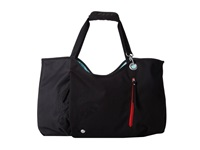 Haiku Day Tote Black Tote Handbags
