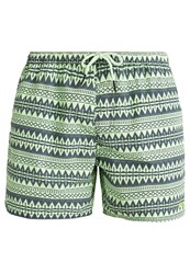 Brunotti Collodi Swimming Shorts Electric Green