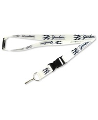 Aminco New York Yankees Lanyard White
