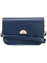 The Cambridge Satchel Company Medium 'Cloud' Crossbody Bag Blue