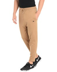 New Era Trousers Casual Trousers Camel