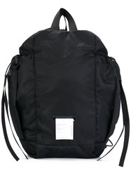Satisfy Bombardier Gym Backpack Black