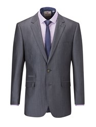 Skopes Booth Suit Jacket Grey Marl