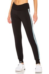 Beyond Yoga Color Streak Sweatpant Black