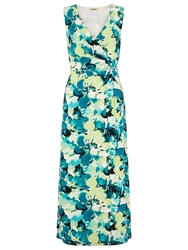 Precis Petite Floral V Neck Maxi Dress Multi
