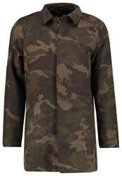 Revolution Classic Coat Army Oliv