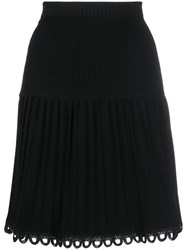 Moschino Pleated Above The Knee Skirt 60