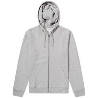 Norse Projects Vagn Zip Hoody Grey