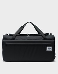 Herschel Supply Co. Large Outfitter Duffle Bag In Black