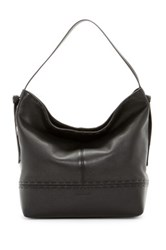 Cole Haan Brynn Leather Hobo Black