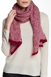 Wooden Ships Dylan Berry Rose Wrap Pink