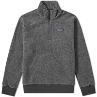 Patagonia Woolyester Pullover Fleece Grey