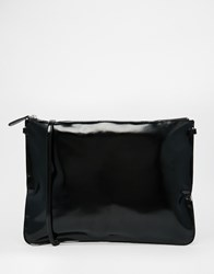 Monki Cross Body Bag Black
