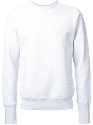 Bedwin And The Heartbreakers Crew Neck Sweatshirt Grey
