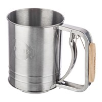 The Bakehouse And Co Stainless Steel Flour Sifter