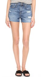 Ag Jeans Sadie High Rise Shorts 15 Years Anchorage
