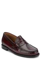 G.H. Bass Men's And Co. Wagner Penny Loafer Burgundy