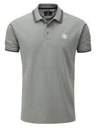 Henri Lloyd Men's Byron Regular Polo Dark Grey