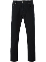 Pt05 Slim Fit Chinos Black