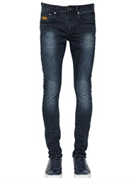 Superdry 16Cm Super Skinny Cotton Denim Jeans