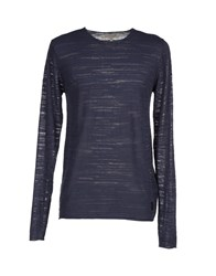 Anerkjendt Knitwear Jumpers Men Dark Blue