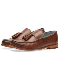 Grenson Grayson Tassel Loafer Brown