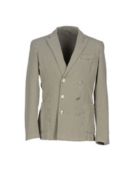 Brooksfield Suits And Jackets Blazers Men Military Green