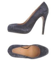 Aniye By Platform Pumps Dark Blue