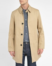Barbour Beige Tartan Dress Raincoat