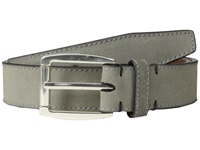 Will Leather Goods Marlow Belt Stone Men's Belts White