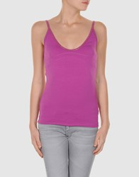 Phard Topwear Tops Women Garnet