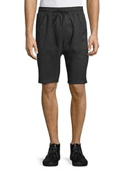 Publish Nash Drawstring Shorts Black