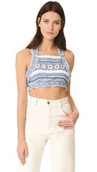 Dodo Bar Or Yoav Top Blue White