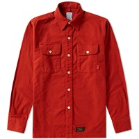 Wtaps Union 03 Shirt Orange