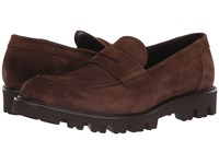 Vince Comrade Coffee Sport Suede Shoes Brown