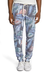 Sol Angeles 'Midnight Forest' Print French Terry Sweatpants