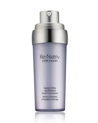 Re Nutriv Radiant White Age Renewal Serum Concentrate 1.0 Oz. Estee Lauder