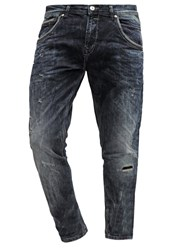 Ltb Warren Straight Leg Jeans Alerion Wash Destroyed Denim
