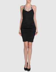 Magazzini Del Sale Dresses Short Dresses Women Black